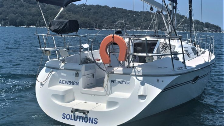 Catalina 320 'Solutions'