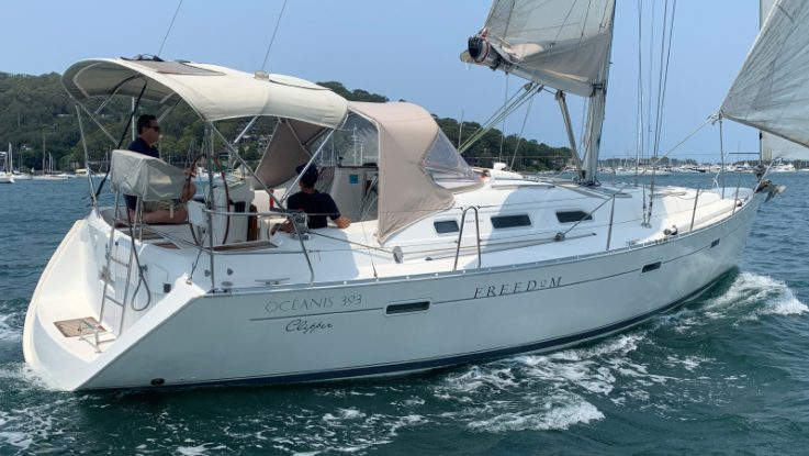 Beneteau Oceanis 393 'Freedom'