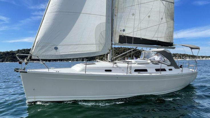 Sold - Hanse 342 'Gwendoline Mary'