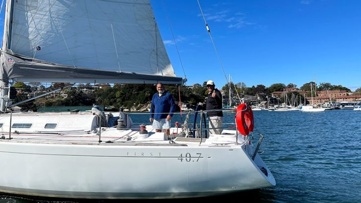 Sold - Beneteau First 40.7 'Ningaloo Dreaming'