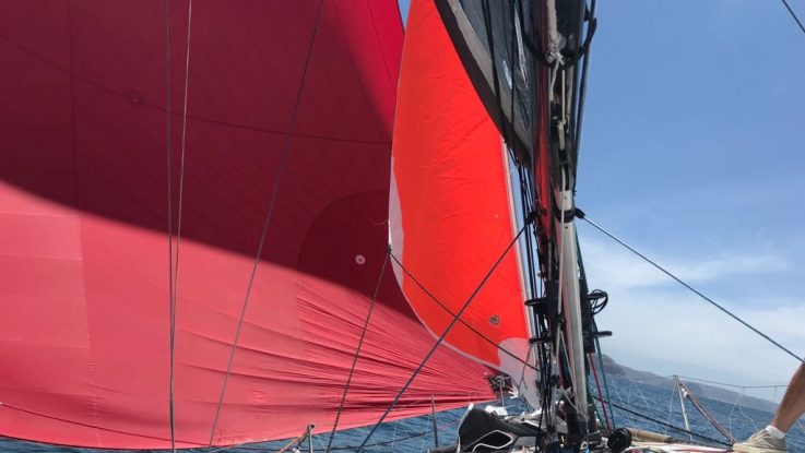Peter Mactier takes on the 2018 Rolex Sydney Hobart Yacht Race