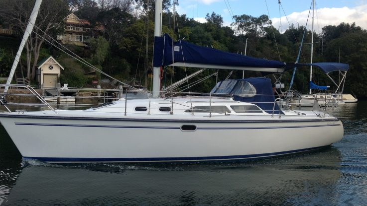 Sold - Catalina 320 'Nepenthe'
