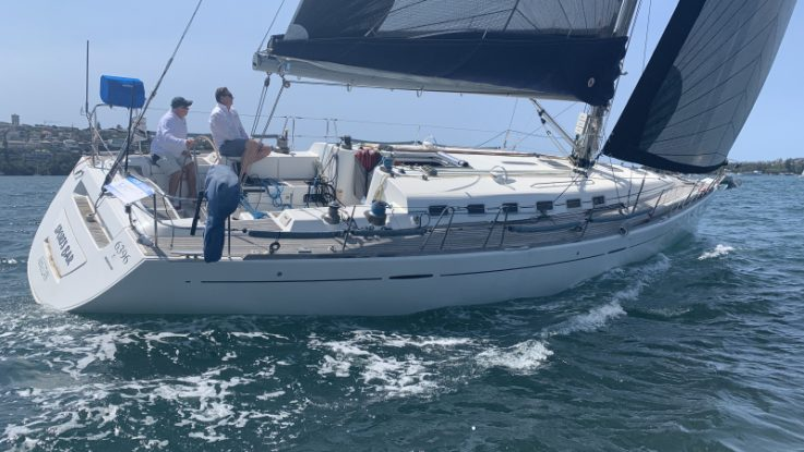 Beneteau First 47.7 'Sports Bar' - January 2020