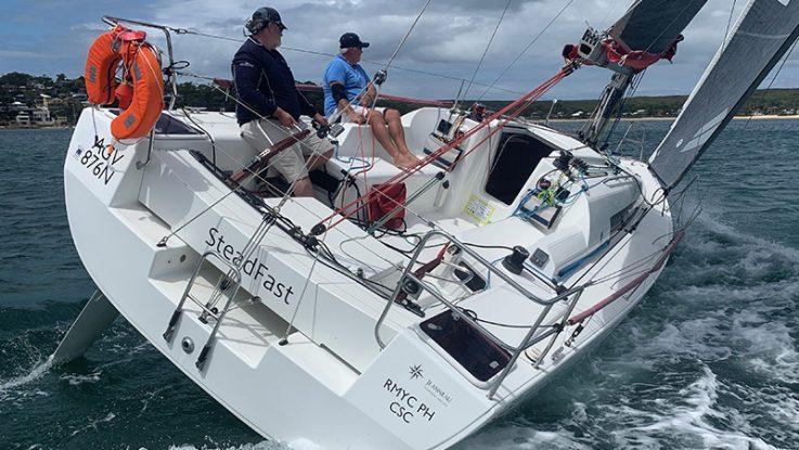 Sold - Jeanneau 3200 'Steadfast'