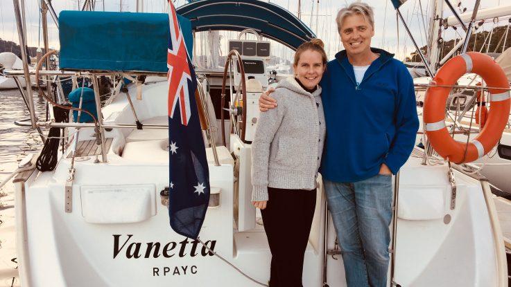Beneteau Oceanis 423 - 'Vanetta' - June 2018