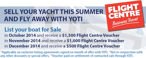 Fly With YOTI
