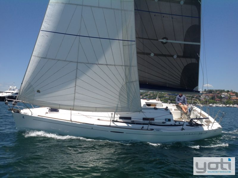 Beneteau First 36 7 – Well Inclined – September 2015 | Yoti
